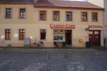Casino Cafe' in Torgau, Spitalstrasse